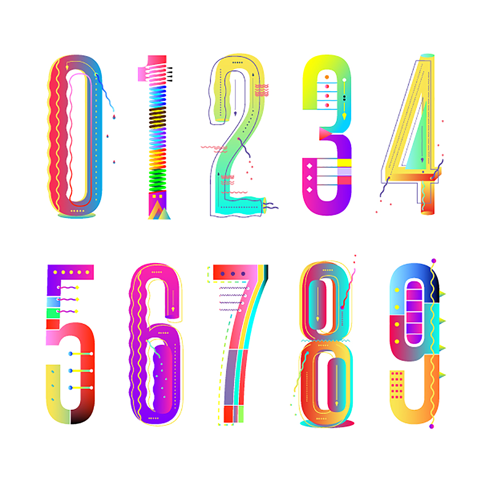 Carioca Font, tipografía experimental y gratuita 3