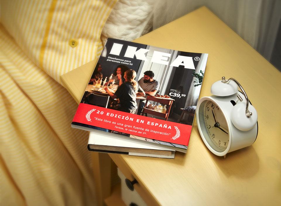 Cómo diseñar un catálogo tan esperado y deseado como el de Ikea