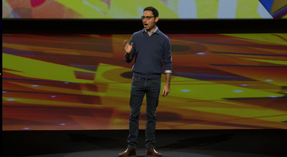De proyecto personal a imagen de las conferencias creativas de Adobe Max 2015 - 12