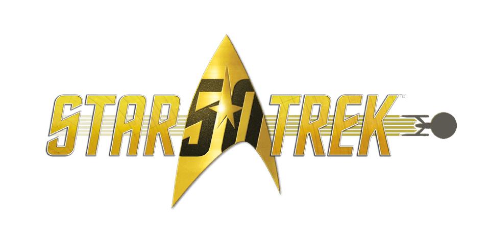 Aniversario 50 años star trek