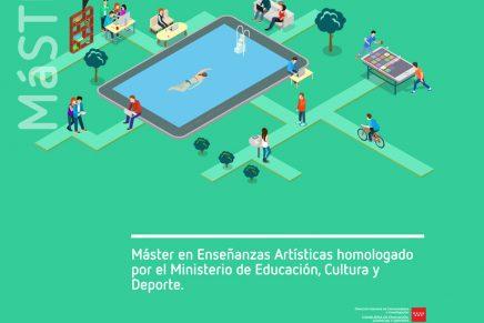 Si buscas máster de Diseño oficial y público en Madrid, estás de suerte