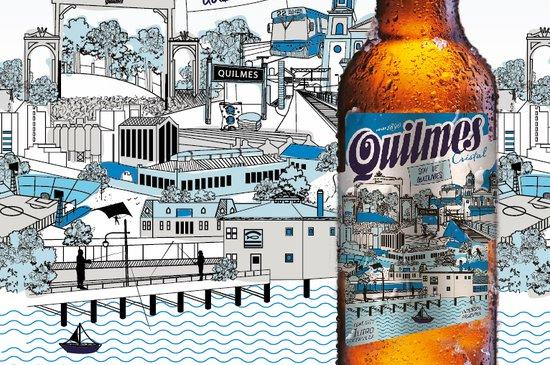 La cerveza Quilmes celebra 350 años de historia con un nuevo diseño de etiqueta - 2