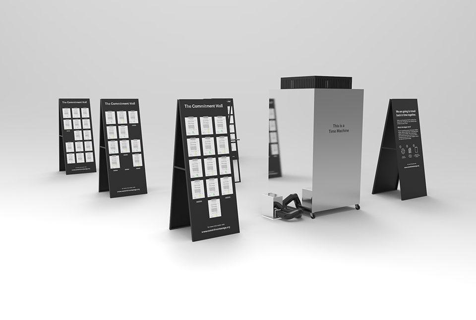 'Time Machine', la máquina del tiempo de Unicef que promete transportarte a la infancia - 3