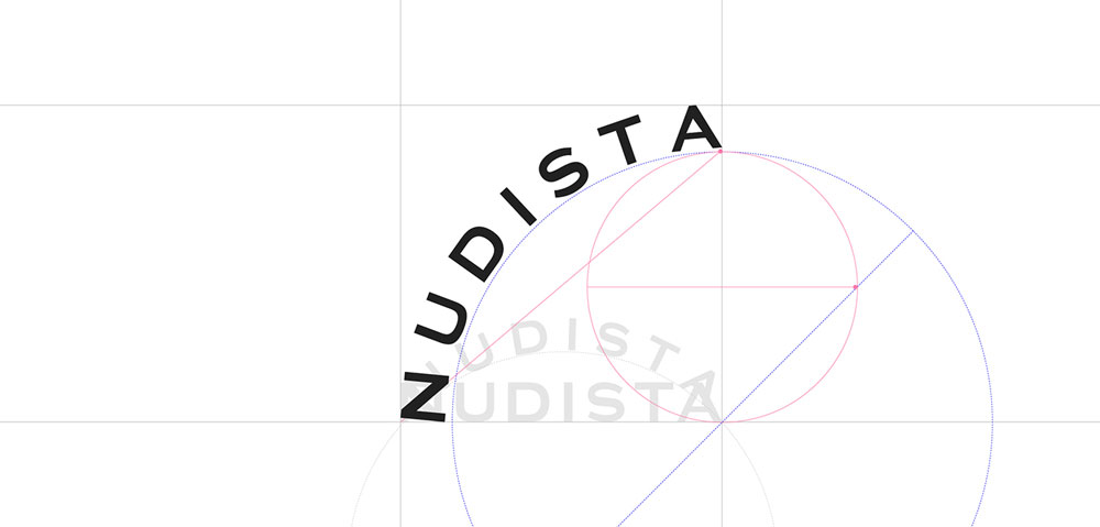 Nudista, el striptease creativo de Erretres