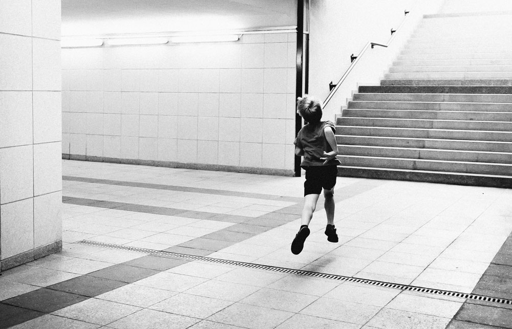 Marcin Baran - Billy Elliot