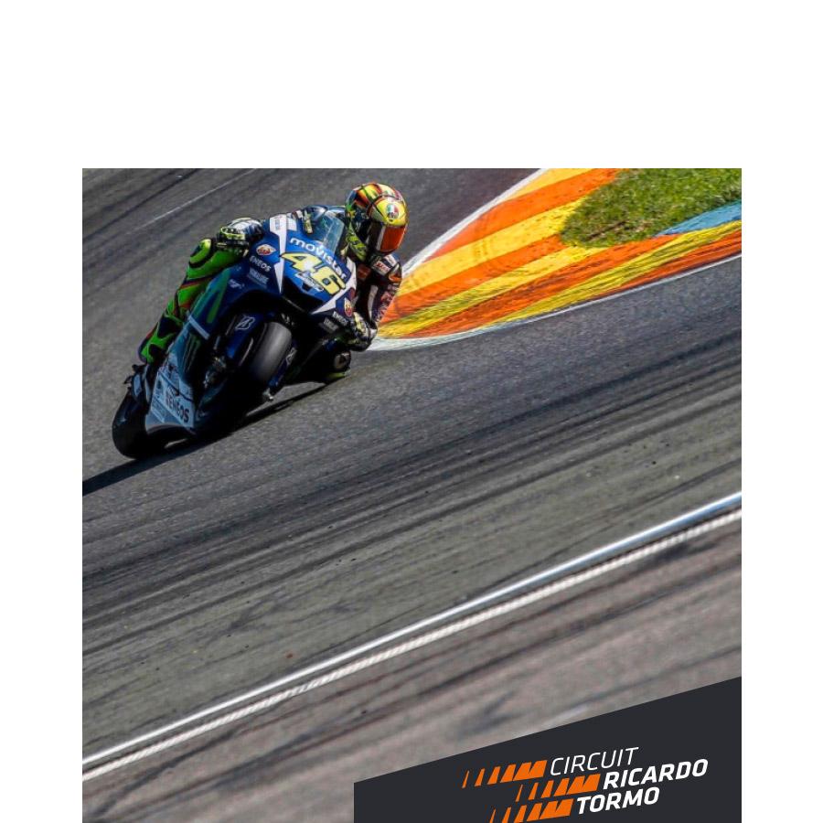 Pepe Gimeno crea la nueva imagen gráfica del Circuit Ricardo Tormo - 1