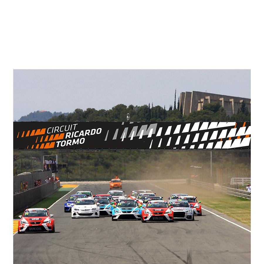 Pepe Gimeno crea la nueva imagen gráfica del Circuit Ricardo Tormo - 3