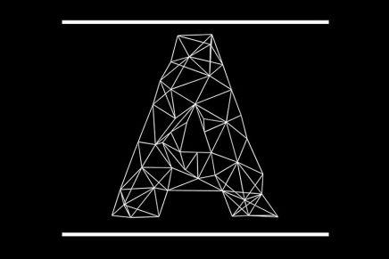 Adamas Regular, la tipografía gratuita para experimentar
