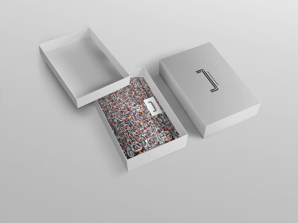 Packaging y etiquetas con la nueva identidad de U.