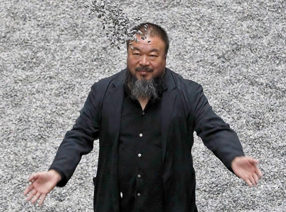 Ai Weiwei - Semillas1