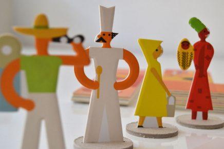 El Recetario Mágico, un juego de mesa con mucho gusto