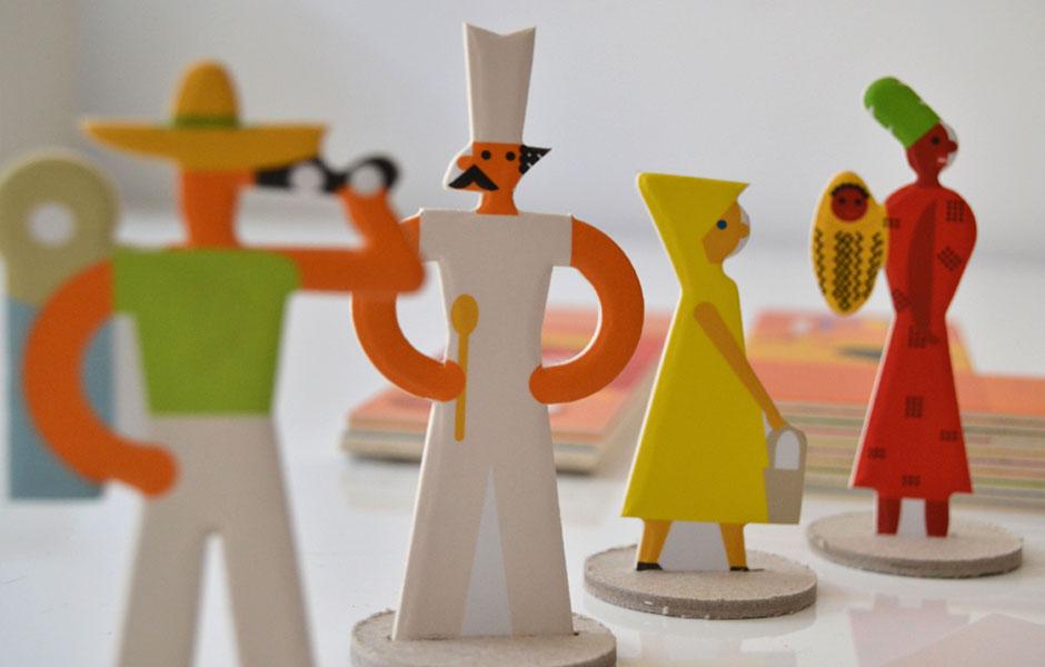 'El Recetario Mágico', un juego de mesa con mucho gusto - 1