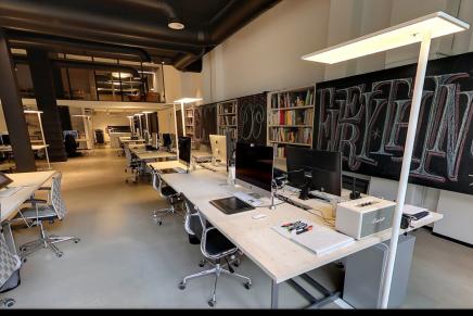 El estudio Vasava muestra sus nuevas instalaciones en un tour virtual