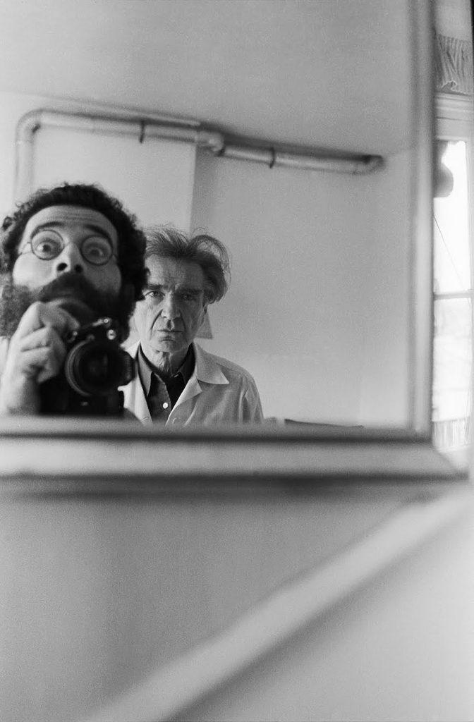 Vasco Szinetar, el fotógrafo a la caza de selfies con grandes figuras de la cultura - 7