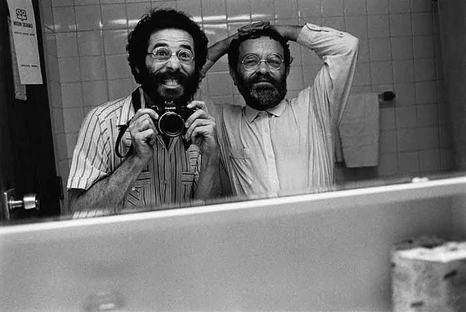 Vasco Szinetar, el fotógrafo a la caza de selfies con grandes figuras de la cultura - 1