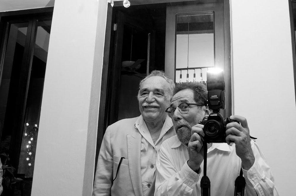Vasco Szinetar, el fotógrafo a la caza de selfies con grandes figuras de la cultura - 6