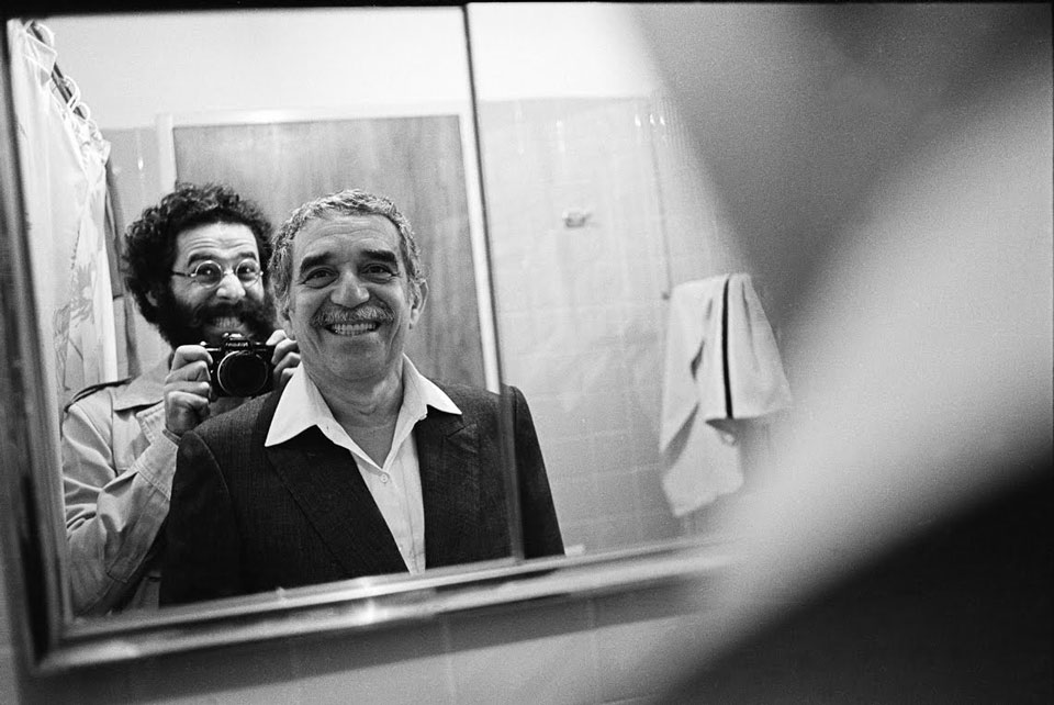 Vasco Szinetar, el fotógrafo a la caza de selfies con grandes figuras de la cultura- 5