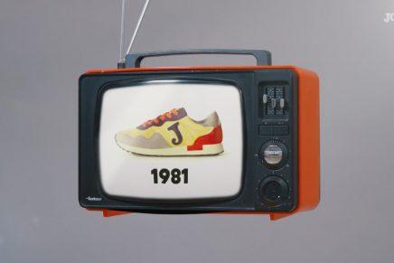 'Joma 367', una lección de historia de la publicidad y el diseño de los 80