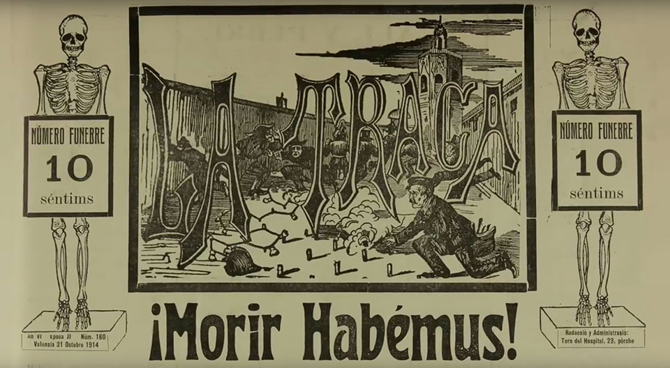 La Traca - Morir Habemus1