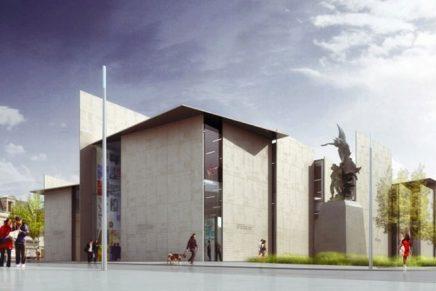 Le Signe, el primer Centro Nacional de Diseño Gráfico en Francia