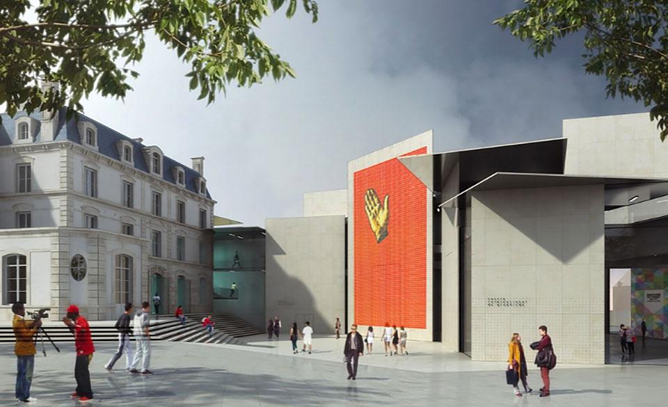 Le Signe, el primer Centro Nacional de Diseño Gráfico en Francia - 5