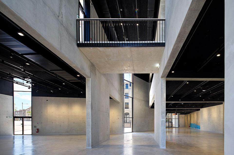 Le Signe, el primer Centro Nacional de Diseño Gráfico en Francia - 8