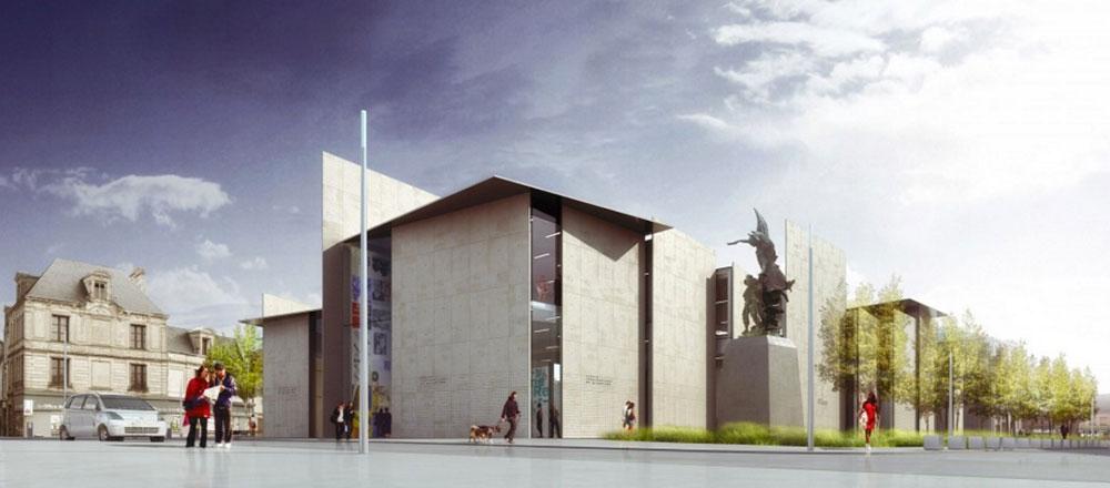 Le Signe, el primer Centro Nacional de Diseño Gráfico en Francia - 3