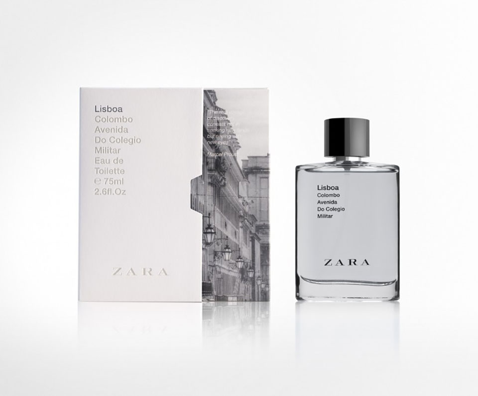 El packaging de ZARA más nostálgico, diseñado por Lavernia & Cienfuegos - 5