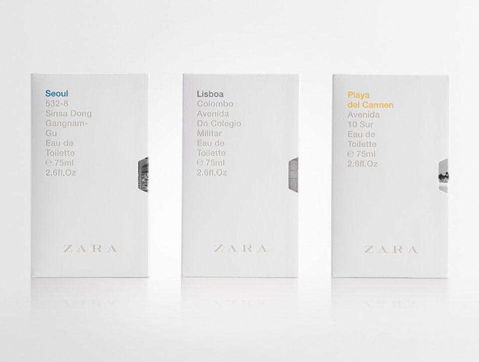 El packaging de ZARA más nostálgico, diseñado por Lavernia & Cienfuegos - 3