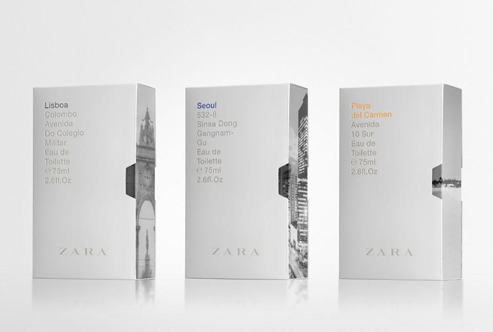 El packaging de ZARA más nostálgico, diseñado por Lavernia & Cienfuegos - 4
