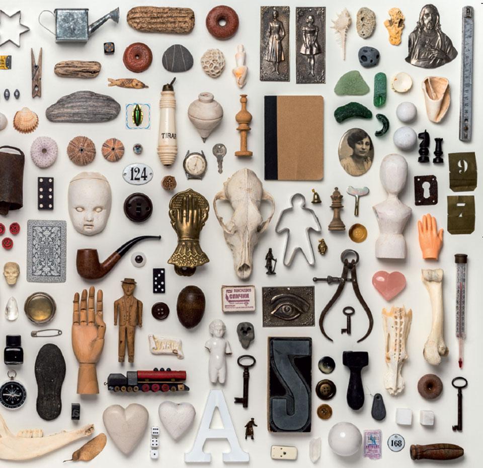 '¿Con qué objeto?', exposición de Pep Carrió
