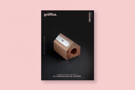¡Ya a la venta! Lanzamiento de La Formación en Diseño, tercer número de la revista Gràffica