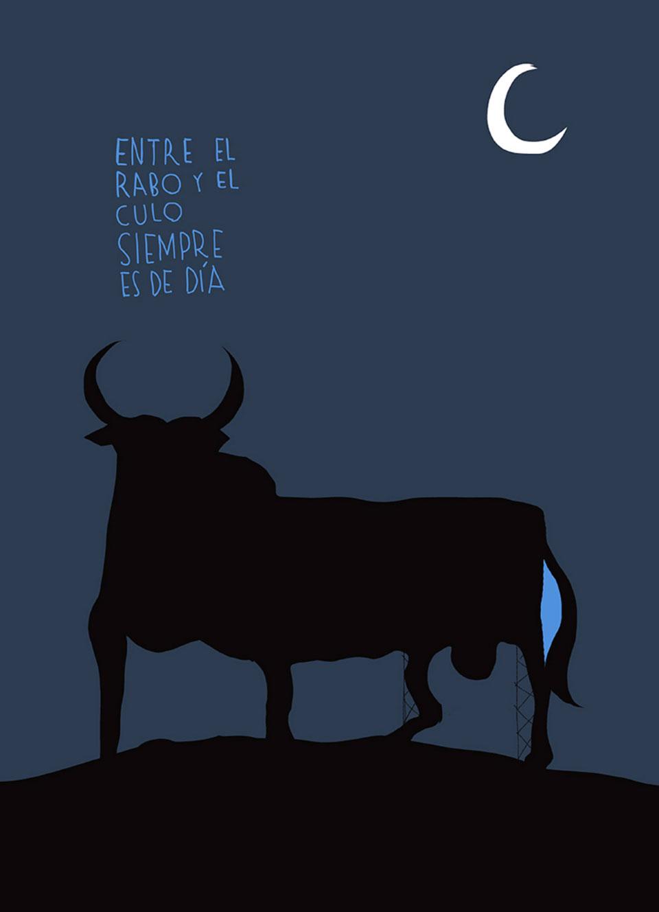 Riki Blanco - El Camino Mas Largo - Ilustracion5