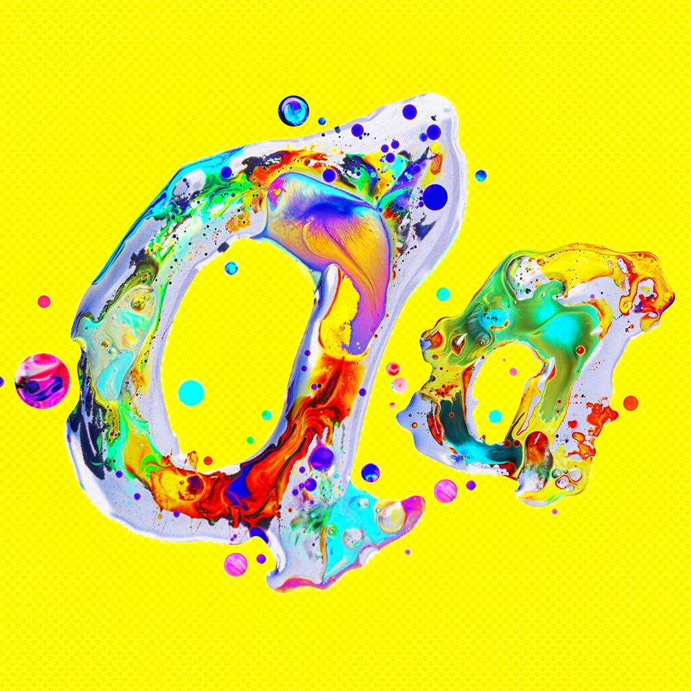 ¿Cómo es la tipografía que hubiera creado Jackson Pollock? - 4
