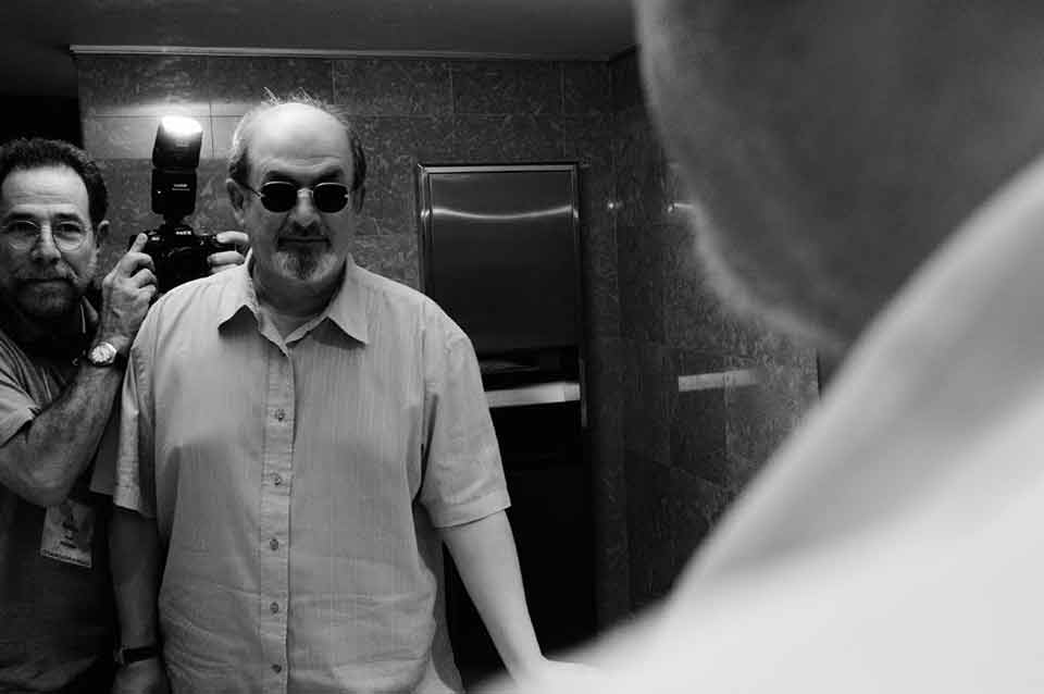 Vasco Szinetar, el fotógrafo a la caza de selfies con grandes figuras de la cultura - 2