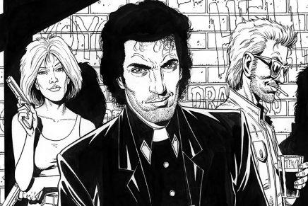 Fallece Steve Dillon, creador de 'Preacher' y dibujante de 'Punisher'