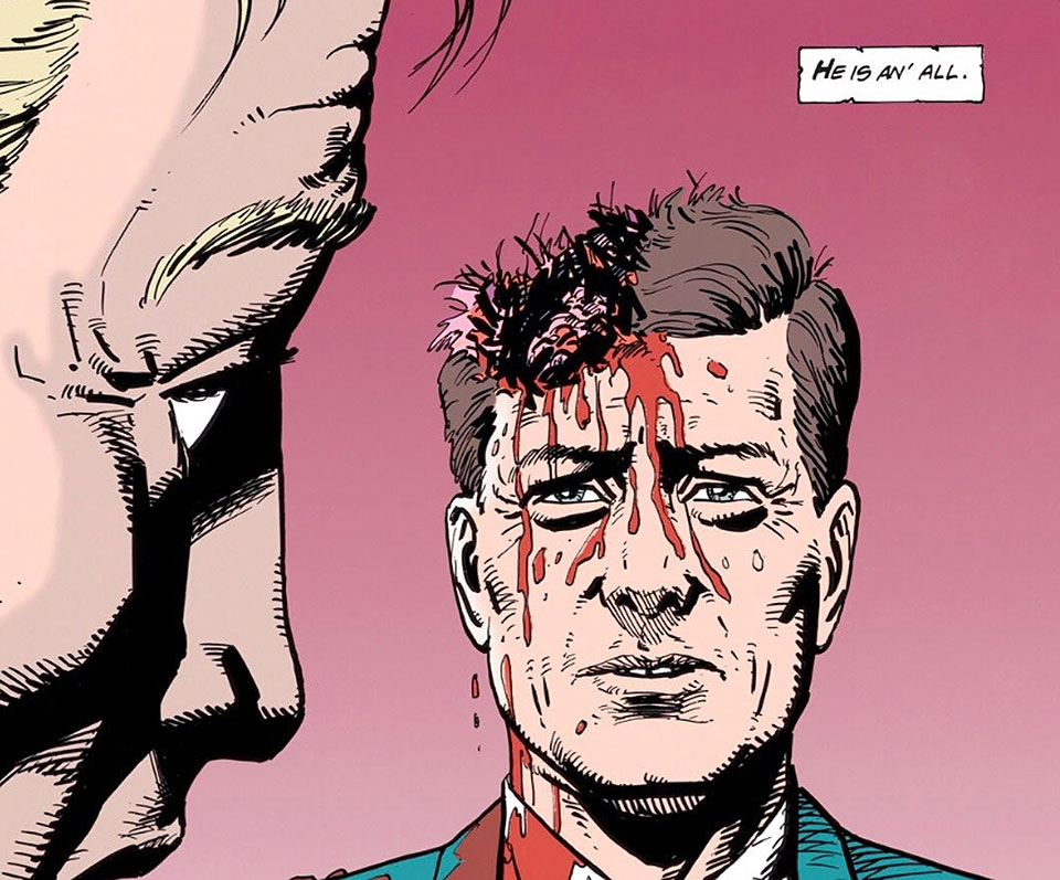 Fallece el creador de 'Preacher' y dibujante de 'Punisher', Steve Dillon - 4