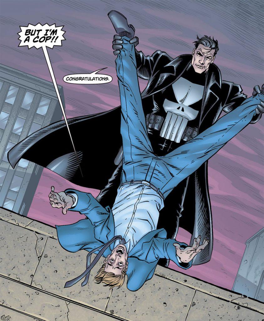 Fallece el creador de 'Preacher' y dibujante de 'Punisher', Steve Dillon - 3
