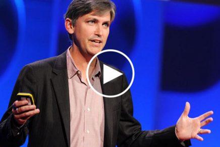 «¿De dónde vienen las buenas ideas?», Steven Johnson