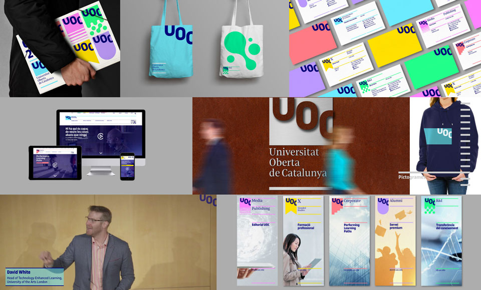 UOC Brand, la identidad gráfica que muchas universidades querrían - 1