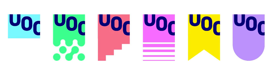 UOC Brand, la identidad gráfica que muchas universidades querrían - 3