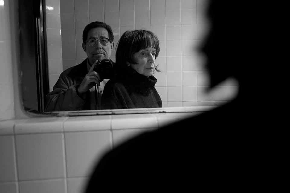 Vasco Szinetar, el fotógrafo a la caza de selfies con grandes figuras de la cultura - 3