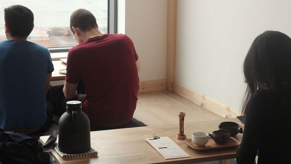 Un trocito de Japón en Manchester gracias al branding de Cha.ology - 9