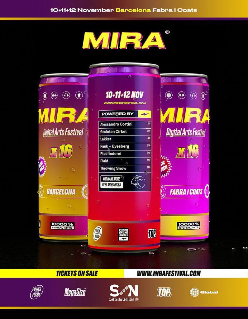 El festival MIRA 2016 regresa más musculoso que nunca - 4