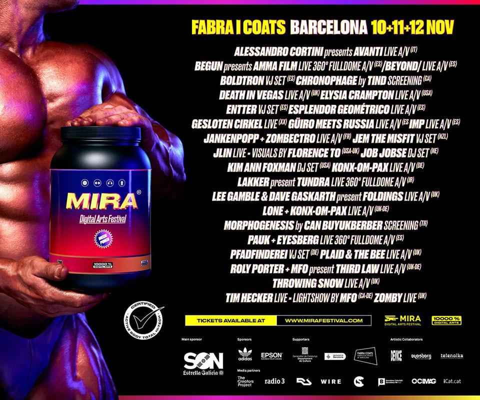 El festival MIRA 2016 regresa más musculoso que nunca - 5