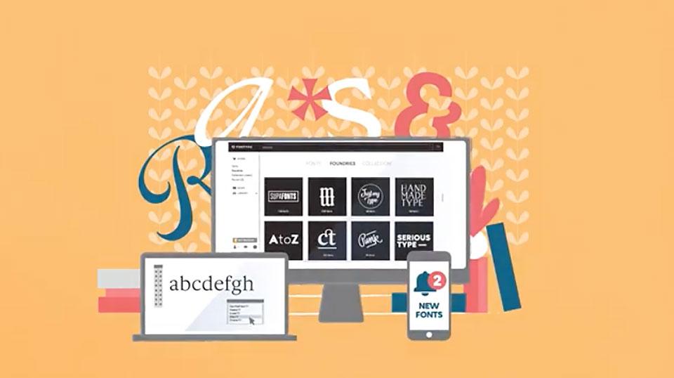 Fontyou, la herramienta todo en uno sobre búsqueda, distribución y gestión de tipografías - 2