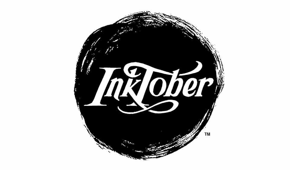 #Inktober, un reto solo para ilustradores - 2