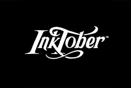 InkTober, un reto solo para ilustradores