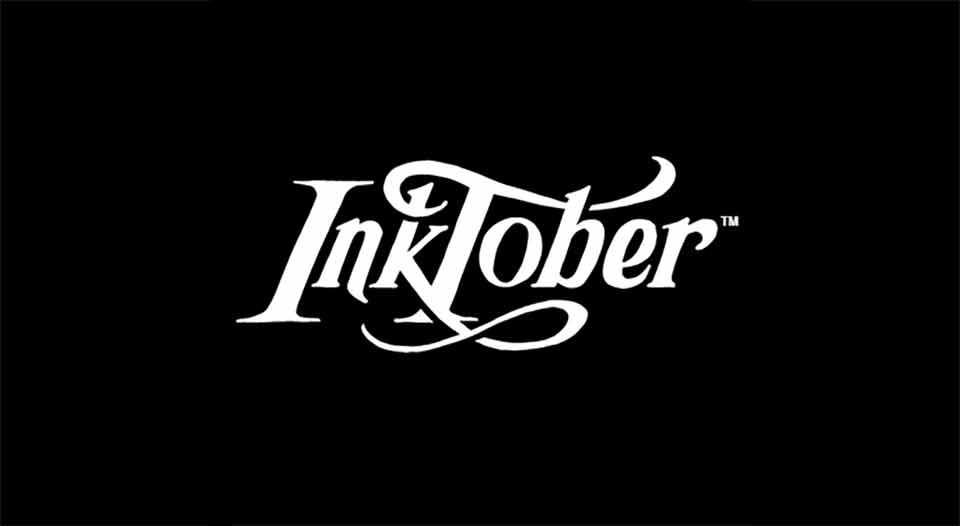 #Inktober, un reto solo para ilustradores - 1