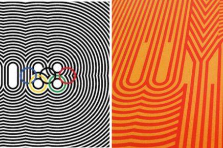 Lance Wyman podría no ser el autor de la imagen de las Olimpiadas de México 68